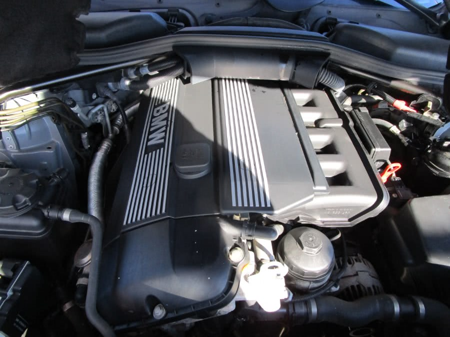 2004 BMW 5 SERIES 525I 4DR SDN