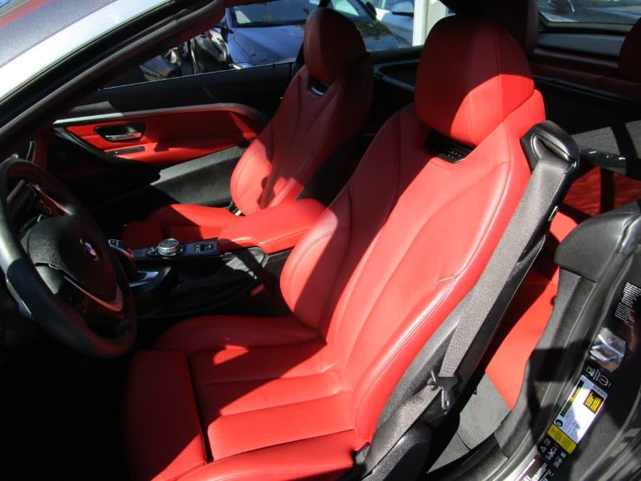 2015 BMW 4 SERIES 2DR CONV 428I XDRIVE AWD