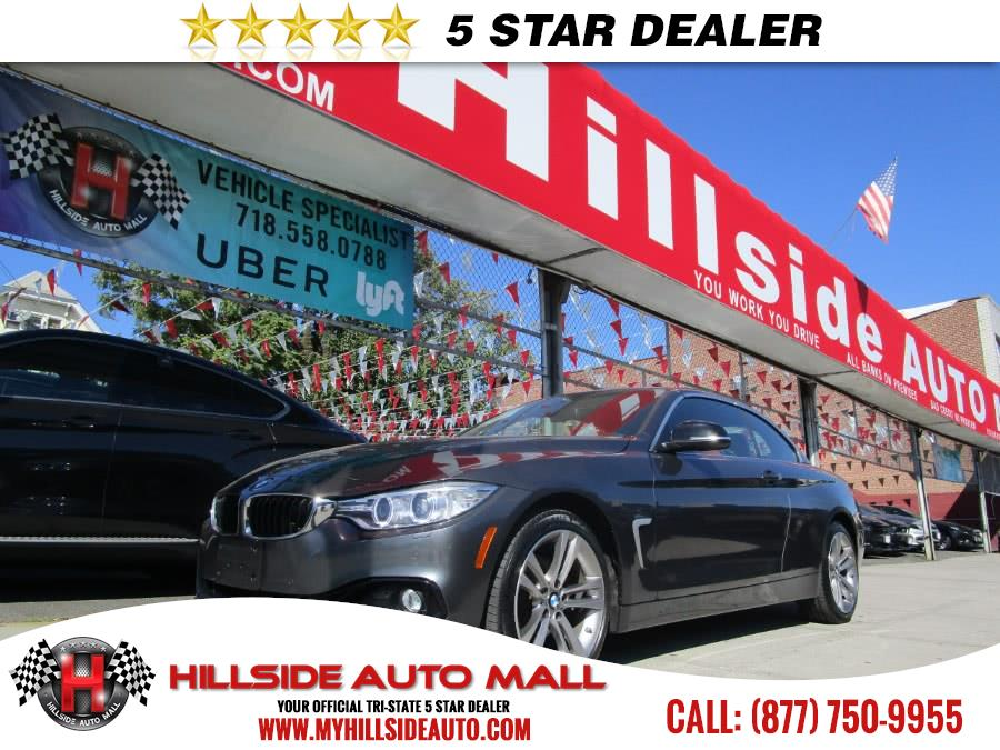 2015 BMW 4 Series 2dr Conv 428i xDrive AWD Hillside Auto Mall is the car shopping destination for