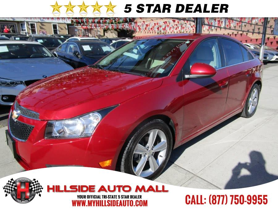 2014 Chevrolet Cruze 4dr Sdn Auto 2LT Hillside Auto Mall is the car shopping destination for Long