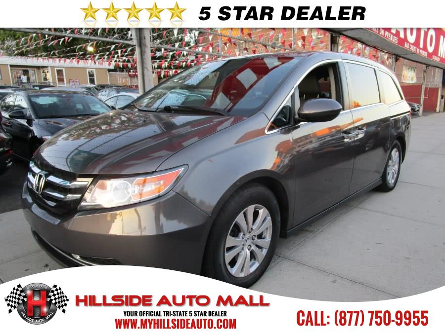 2015 Honda Odyssey 5dr EX-L wNavi Hillside Auto Mall is the car shopping destination for Long Isl
