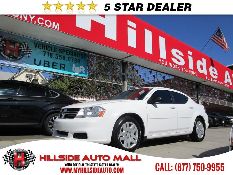 2014 Dodge Avenger 4dr Sdn SE Hillside Auto Mall is the car shopping destination for Long Island