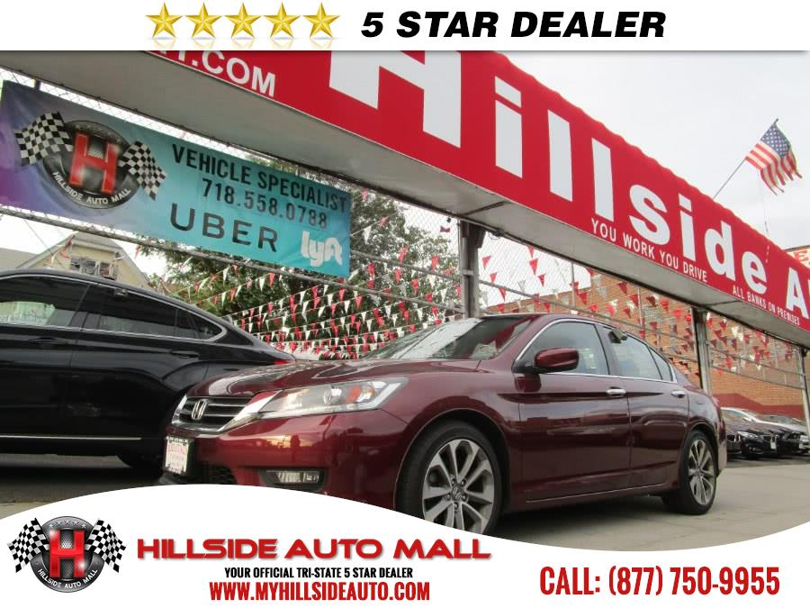 2014 Honda Accord Sedan 4dr I4 CVT Sport Hillside Auto Mall is the car shopping destination for Lo