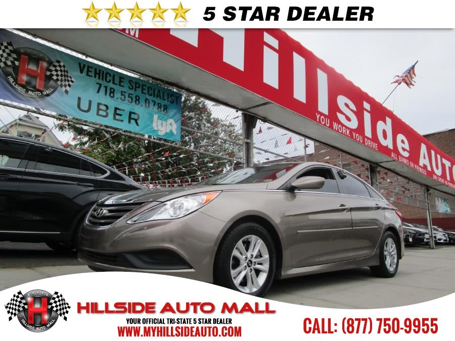 2014 Hyundai Sonata 4dr Sdn 24L Auto GLS Hillside Auto Mall is the car shopping destination for L