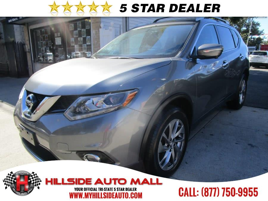 2015 Nissan Rogue AWD 4dr S Hillside Auto Mall is the car shopping destination for Long Island Qu