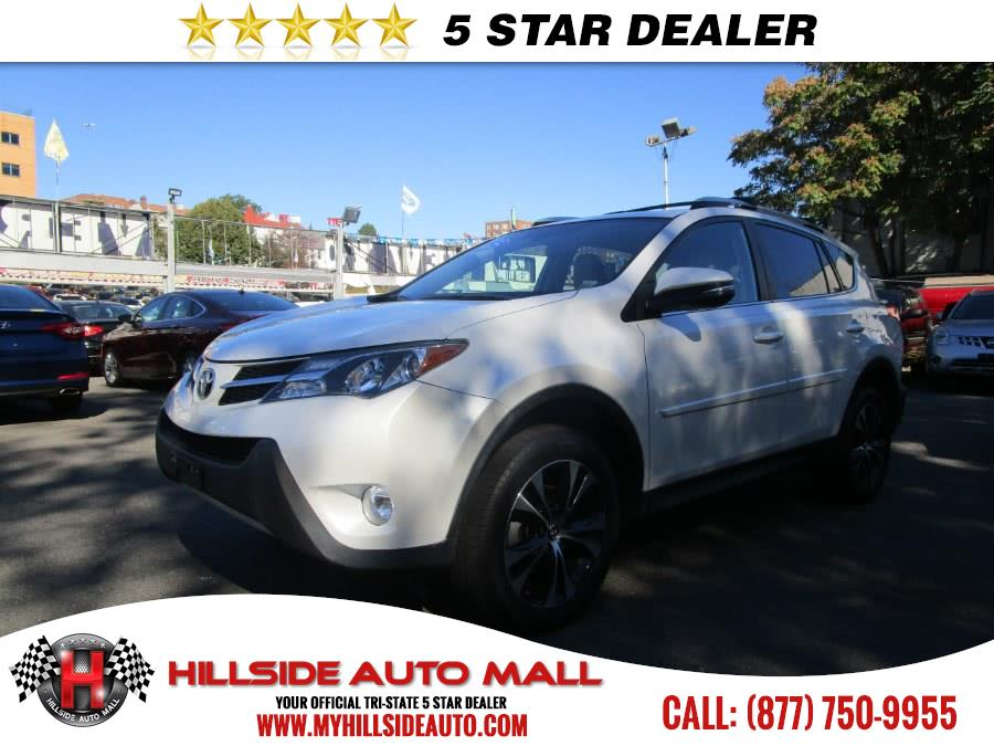 2015 Toyota RAV4 AWD 4dr Limited Natl Hillside Auto Mall is the car shopping destination for Lon
