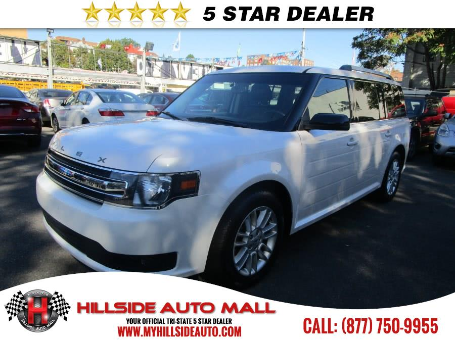 2014 Ford Flex 4dr SEL AWD Hillside Auto Mall is the car shopping destination for Long Island Que