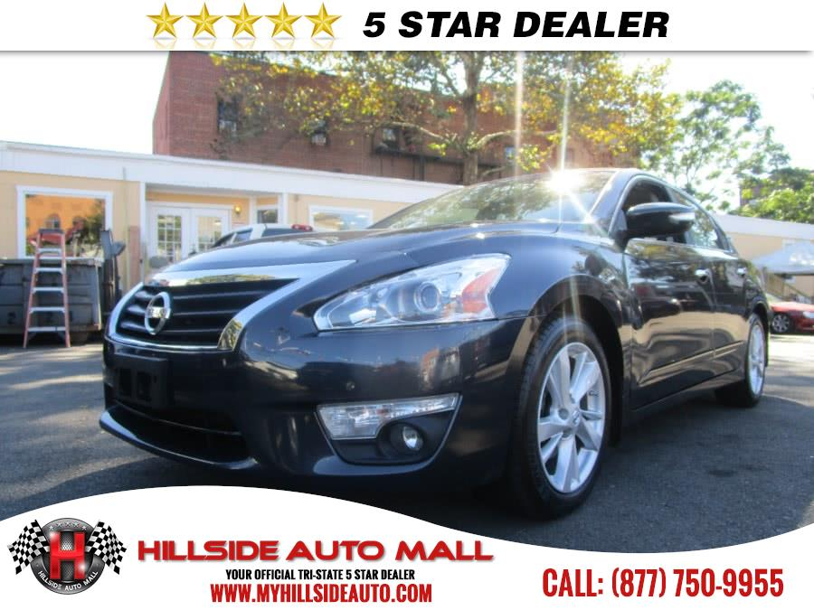 2015 Nissan Altima 4dr Sdn I4 25 SL Hillside Auto Mall is the car shopping destination for Long I