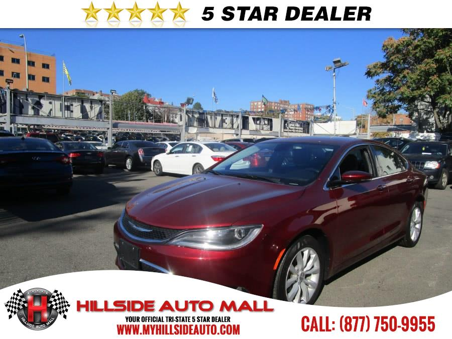 2015 Chrysler 200 4dr Sdn C FWD Hillside Auto Mall is the car shopping destination for Long Island