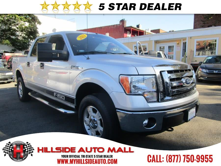 2011 Ford F-150 4WD SuperCrew 145 XL Hillside Auto Mall is the car shopping destination for Long