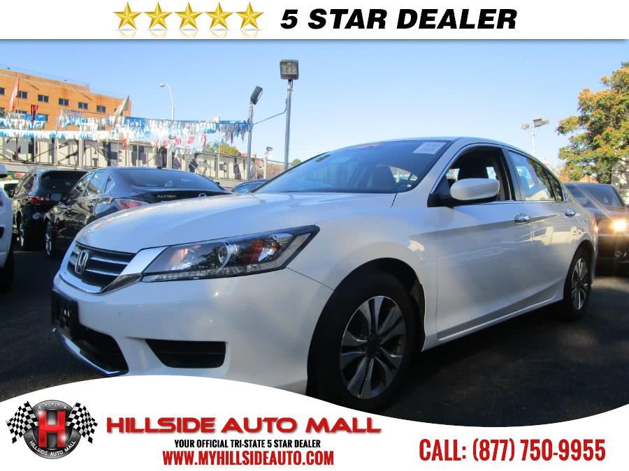 2015 Honda Accord Sedan 4dr I4 CVT LX Hillside Auto Mall is the car shopping destination for Long