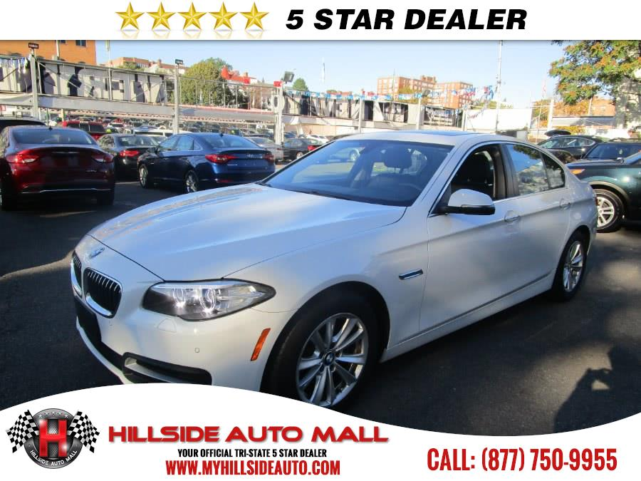 2014 BMW 5 Series 4dr Sdn 528i xDrive AWD Hillside Auto Mall is the car shopping destination for L