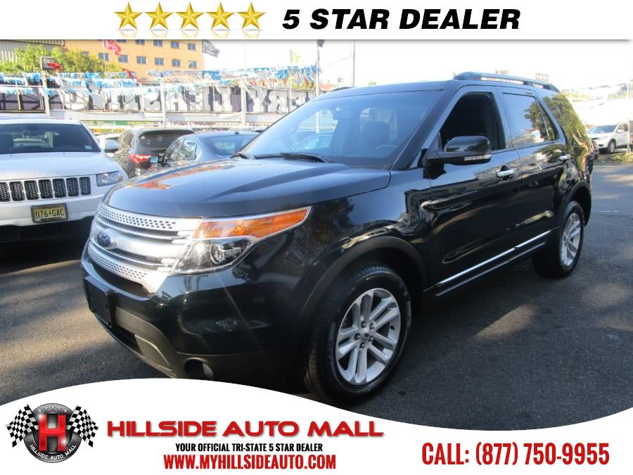 2015 Ford Explorer 4WD 4dr XLT Hillside Auto Mall is the car shopping destination for Long Island