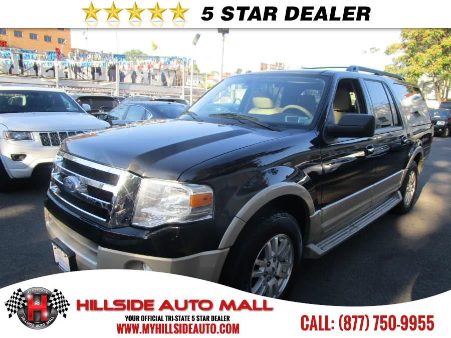 2010 Ford Expedition EL 2WD 4dr Eddie Bauer Hillside Auto Mall is the car shopping destination for