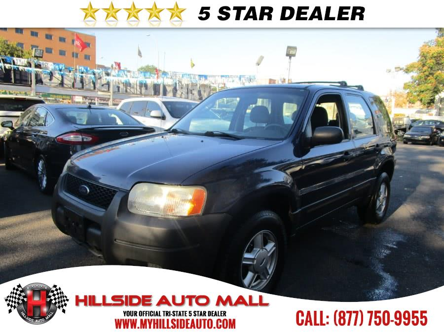 2004 Ford Escape 4dr 103 WB XLS 4WD Hillside Auto Mall is the car shopping destination for Long I