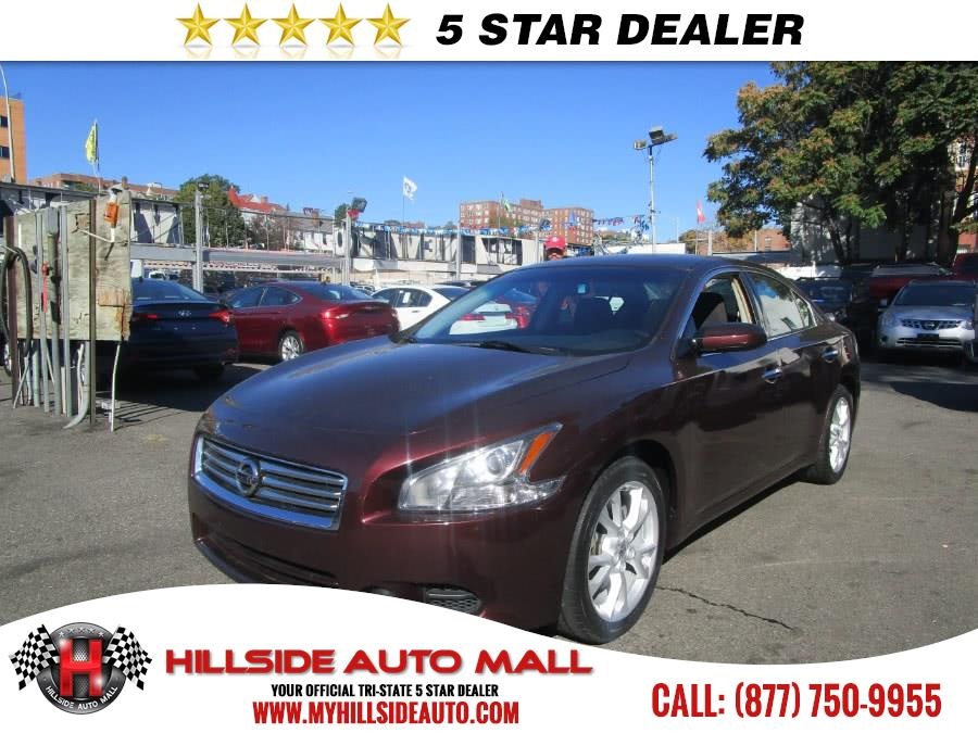 2014 Nissan Maxima 4dr Sdn 35 SV wPremium Pkg Hillside Auto Mall is the car shopping destination