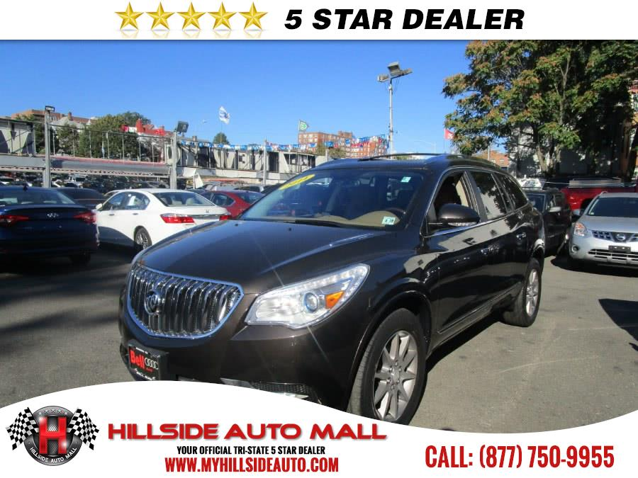 2014 Buick Enclave AWD 4dr Leather Hillside Auto Mall is the car shopping destination for Long Isl