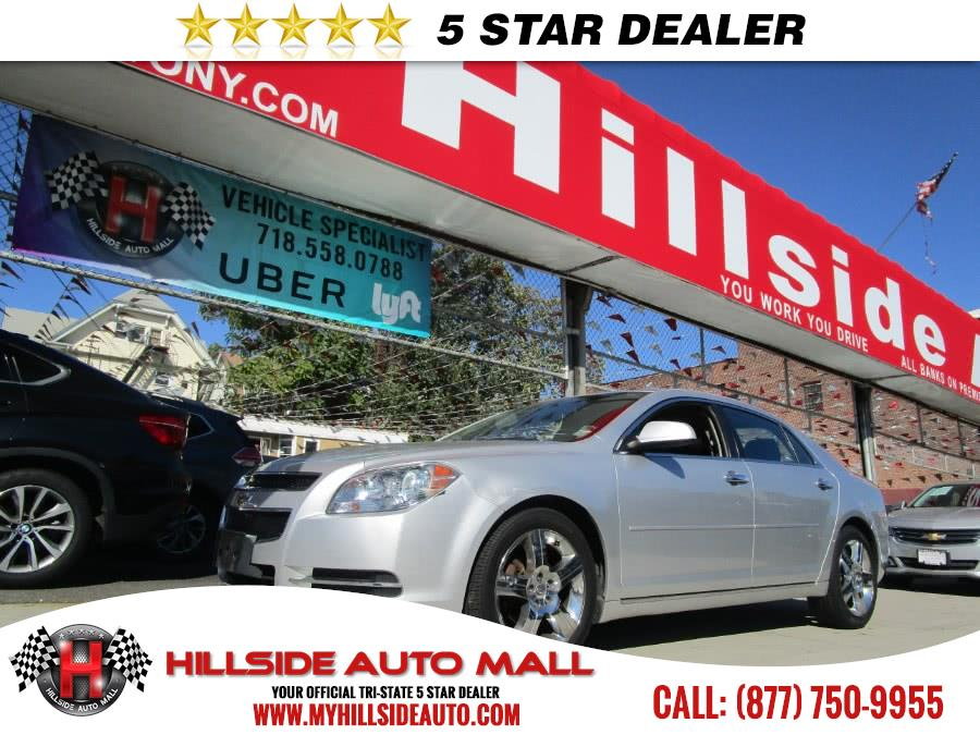 2012 Chevrolet Malibu 4dr Sdn LT w1LT Hillside Auto Mall is the car shopping destination for Long