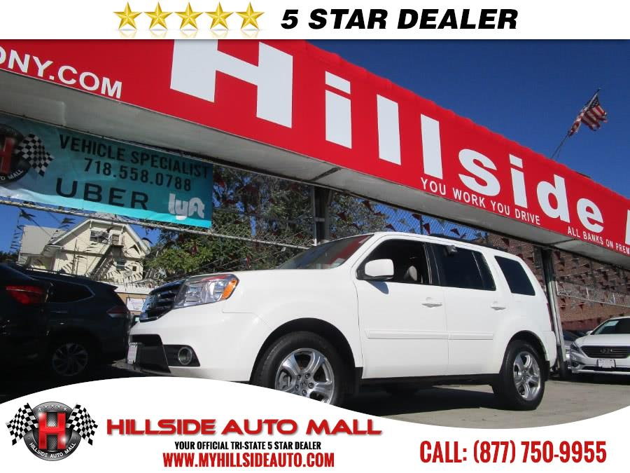 2015 Honda Pilot 4WD 4dr EX-L Hillside Auto Mall is the car shopping destination for Long Island