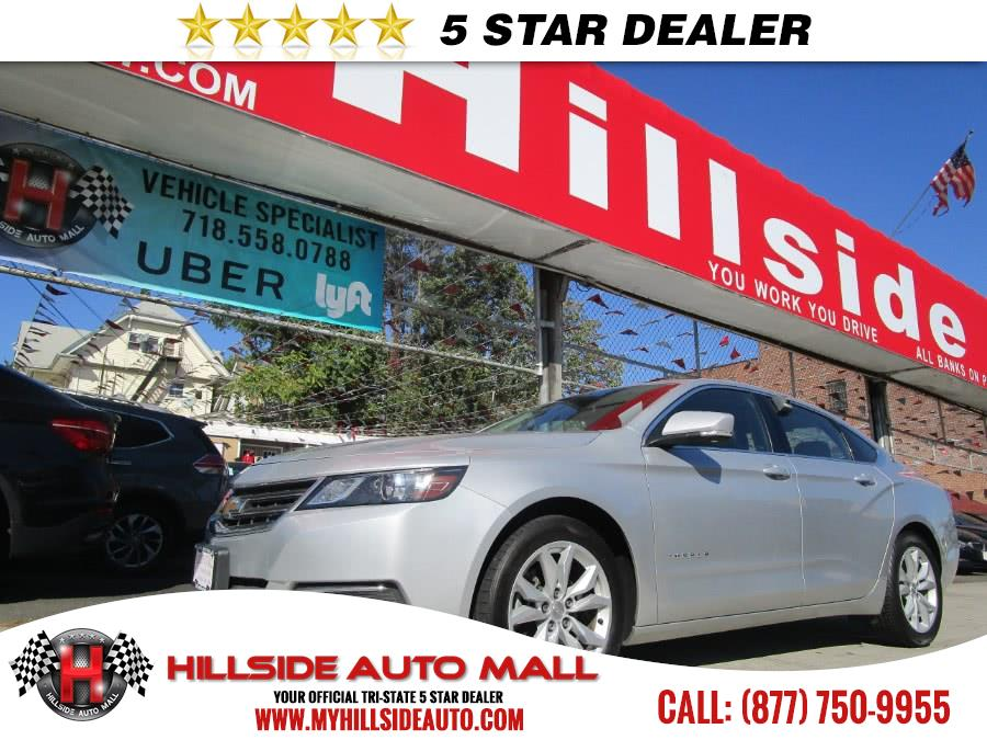 2016 Chevrolet Impala 4dr Sdn LT w2LT Hillside Auto Mall is the car shopping destination for Long