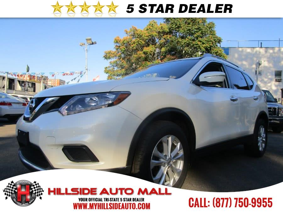 2015 Nissan Rogue AWD 4dr SV Hillside Auto Mall is the car shopping destination for Long Island Q