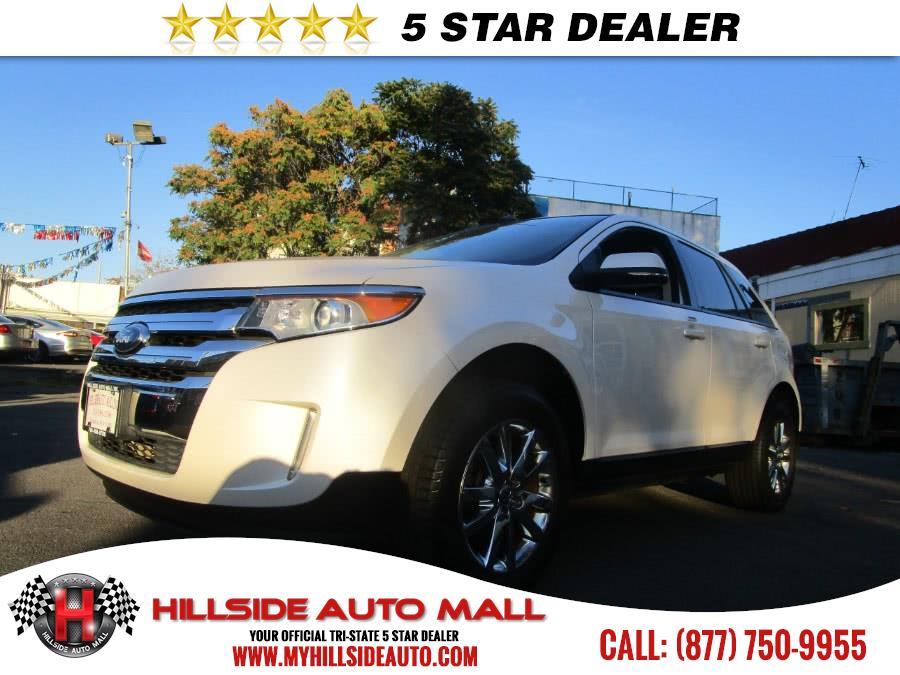 2014 Ford Edge 4dr SEL AWD Hillside Auto Mall is the car shopping destination for Long Island Que
