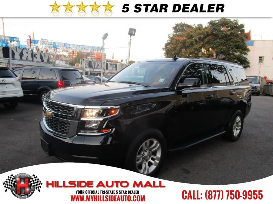 2016 Chevrolet Tahoe 4WD 4dr LT Hillside Auto Mall is the car shopping destination for Long Island