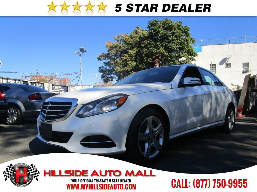 2014 MERCEDES E-Class 4dr Sdn E350 Luxury 4MATIC Hillside Auto Mall is the car shopping destinatio