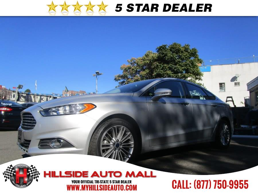 2014 Ford Fusion 4dr Sdn SE FWD Hillside Auto Mall is the car shopping destination for Long Island