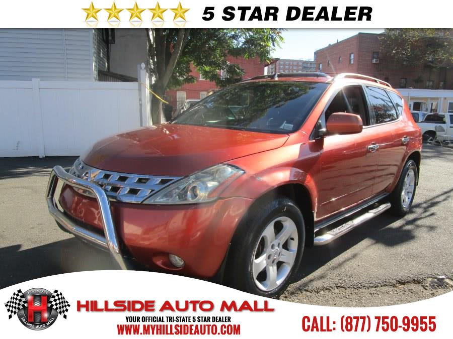 2005 Nissan Murano 4dr SL AWD V6 Hillside Auto Mall is the car shopping destination for Long Islan