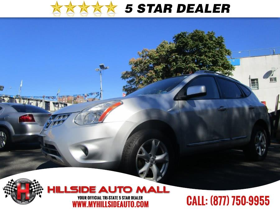2011 Nissan Rogue AWD 4dr S Hillside Auto Mall is the car shopping destination for Long Island Qu