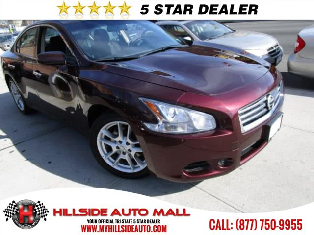 2014 Nissan Maxima 4dr Sdn 35 S Hi folks thank you for taking the time out of your busy day and l