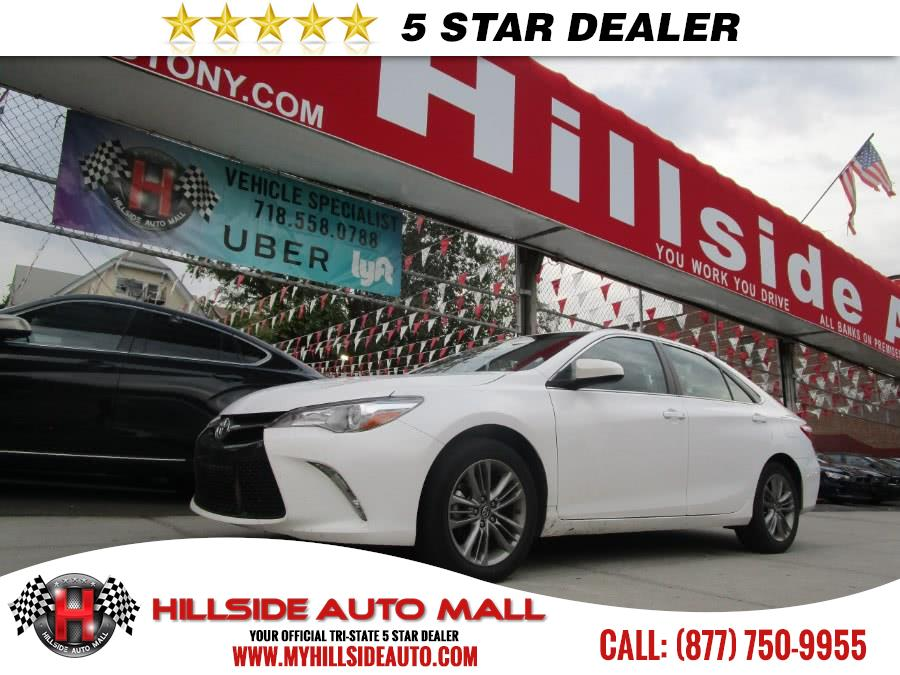 2016 Toyota Camry 4dr Sdn I4 Auto SE Natl Hillside Auto Mall is the car shopping destination for