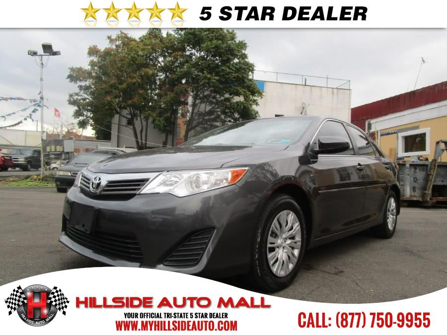 2014 Toyota Camry 4dr Sdn I4 Auto SE Sport Natl Ltd Avail Hillside Auto Mall is the car shoppi