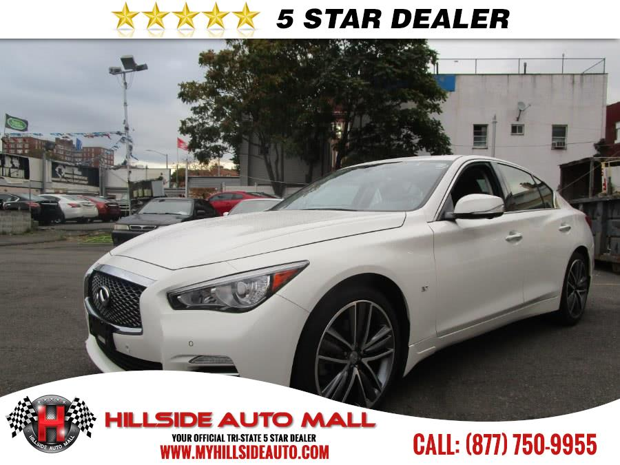 2014 Infiniti Q50 4dr Sdn Sport AWD Hillside Auto Mall is the car shopping destination for Long Is