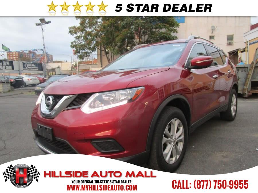 2014 Nissan Rogue AWD 4dr S Hillside Auto Mall is the car shopping destination for Long Island Qu