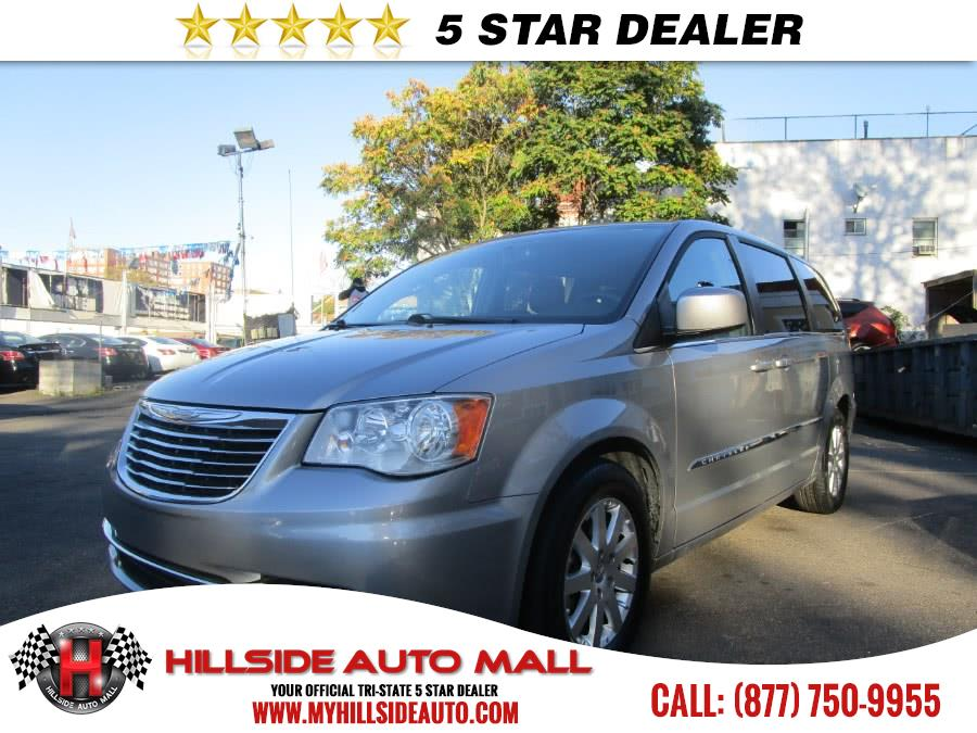 2015 Chrysler Town  Country 4dr Wgn Touring Hillside Auto Mall is the car shopping destination fo
