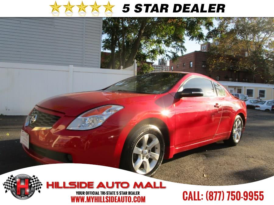2008 Nissan Altima 2dr Cpe I4 CVT 25 S Hillside Auto Mall is the car shopping destination for Lon