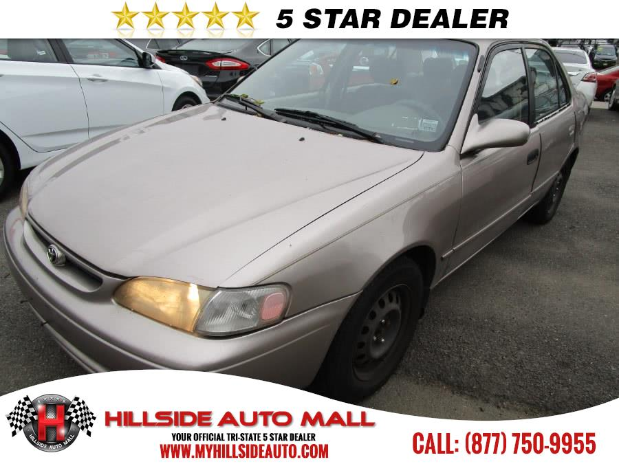 2000 Toyota Corolla 4dr Sdn LE Auto Hi folks thank you for taking the time out of your busy day an