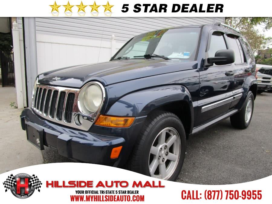 2007 Jeep Liberty 4WD 4dr Limited Hi folks thank you for taking the time out of your busy day and