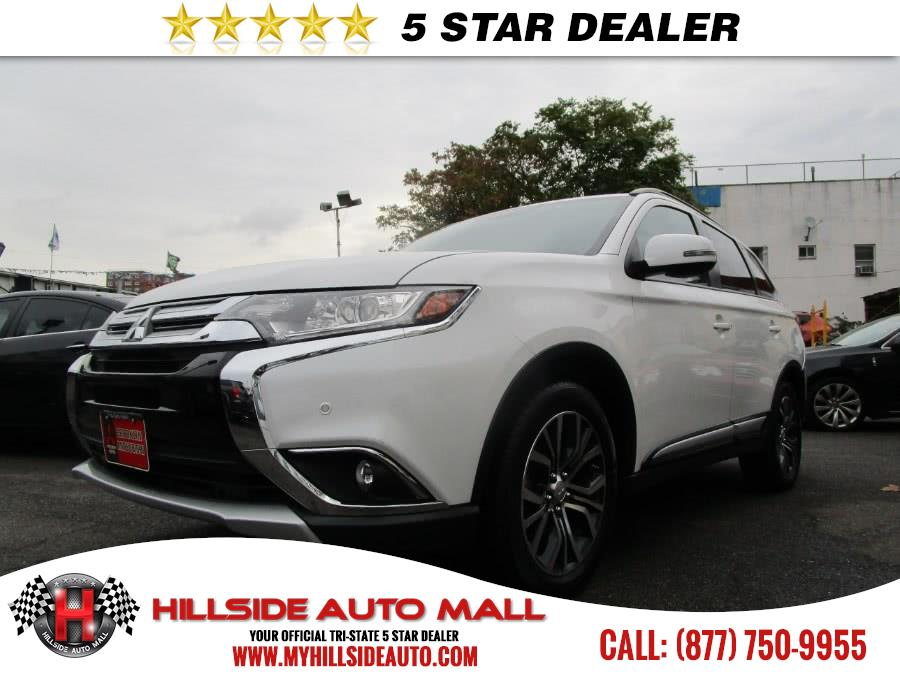 2016 Mitsubishi Outlander AWC 4dr ES Hi folks thank you for taking the time out of your busy day a