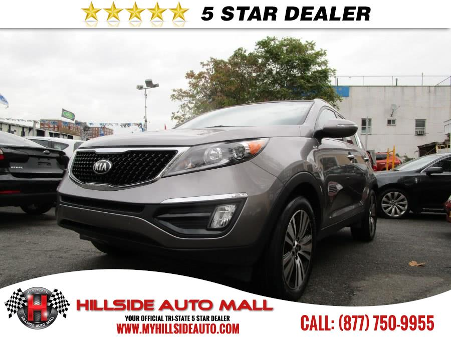 2015 Kia Sportage AWD 4dr EX Hi folks thank you for taking the time out of your busy day and looki