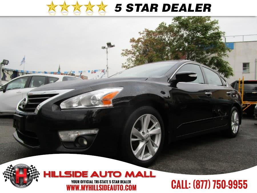 2015 Nissan Altima 4dr Sdn I4 25 SL Hi folks thank you for taking the time out of your busy day a