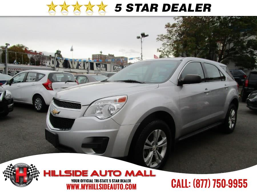 2014 Chevrolet Equinox FWD 4dr LS Hi folks thank you for taking the time out of your busy day and