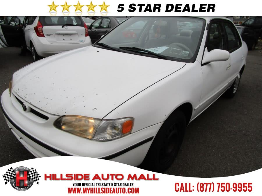 1998 Toyota Corolla 4dr Sdn LE Auto Hi folks thank you for taking the time out of your busy day an