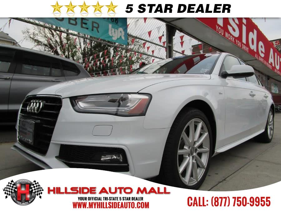 2015 Audi A4 4dr Sdn Auto quattro 20T Premium Plus Hi folks thank you for taking the time out of