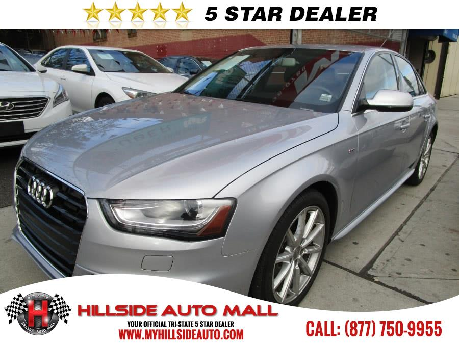 2015 Audi A4 4dr Sdn Auto quattro 20T Premium Hi folks thank you for taking the time out of your