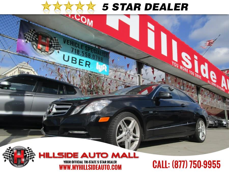 2012 MERCEDES E-Class 2dr Cpe E350 4MATIC Hi folks thank you for taking the time out of your busy