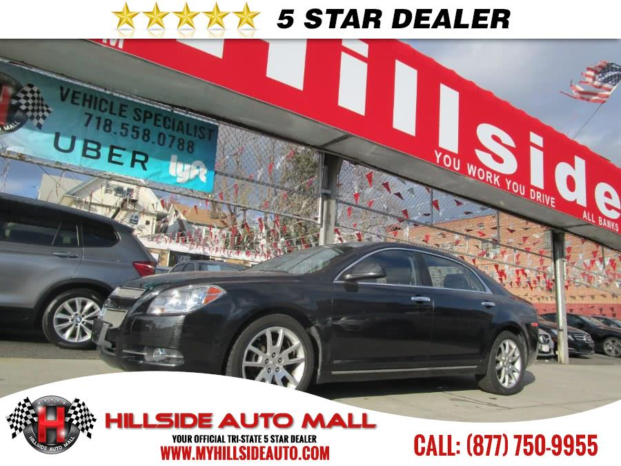 2011 Chevrolet Malibu 4dr Sdn LTZ Hi folks thank you for taking the time out of your busy day and