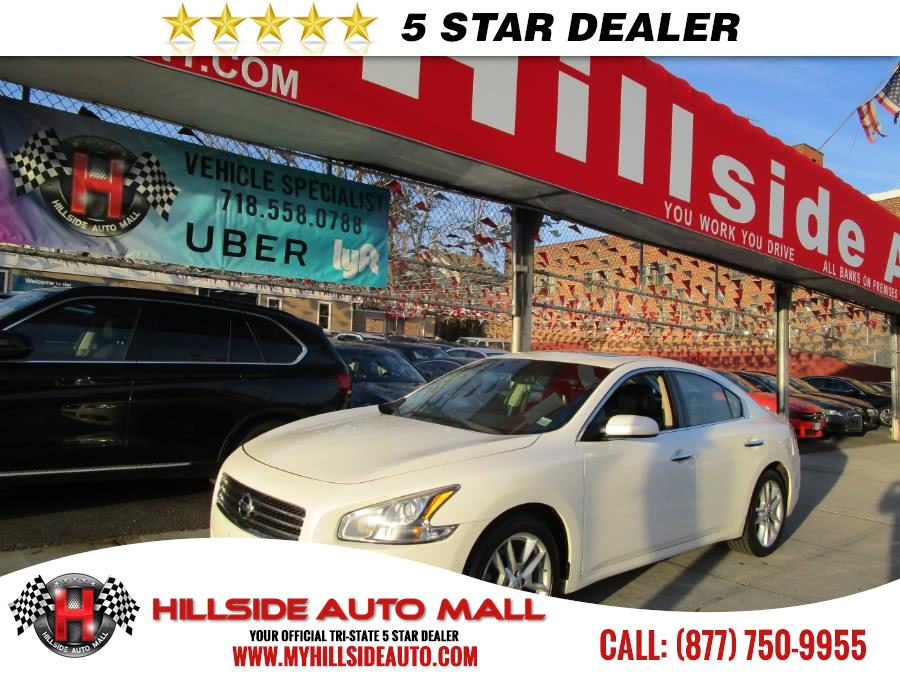 2011 Nissan Maxima 4dr Sdn V6 CVT 35 SV Hi folks thank you for taking the time out of your busy d